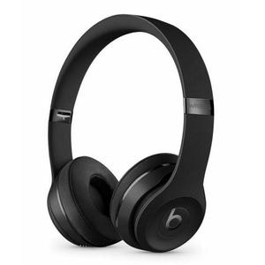 Beats Solo 3 Noise reducer Headphone Bluetooth with microphone - Matte black