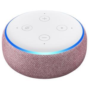 Amazon Echo Dot 3rd Generation B07W95GZNH Bluetooth Speakers - Plum