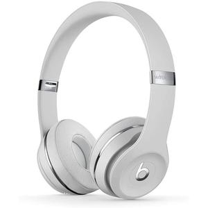 Beats By Dr. Dre Solo3 Wireless Noise reducer Headphone Bluetooth - Satin Silver