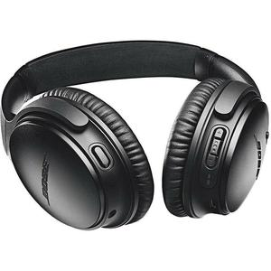 Bose QuietComfort 35 QC35 II Noise reducer Headphone Bluetooth with microphone - Black