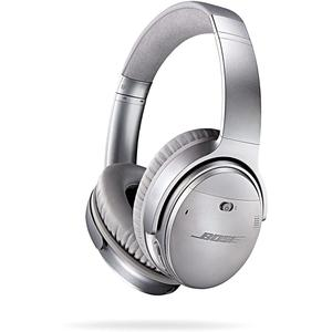 QuietComfort 35 II Noice reducer Gaming Headphone Bluetooth with microphone - Silver