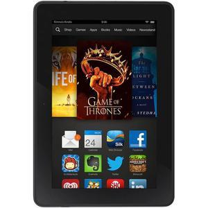 Amazon Kindle Fire HDX (October 2013) 16GB - Black - (Wi-Fi)