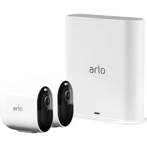 Arlo VMS4240P-100NAS Pro 3 Camcorder - White