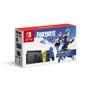 Video game console Nintendo Switch 2GB Wildcat Bundle Fortnite Edition