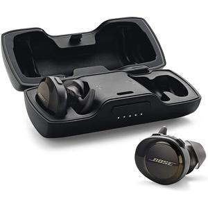 Bose SoundSport Free Earbud Bluetooth Earphones - Black