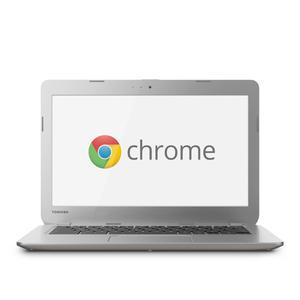 Toshiba ChromeBook CB35-A3120 Celeron 2955U 1.4 GHz 16GB SSD - 2GB