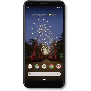 Google Pixel 3A XL 64GB - Just Black - Fully unlocked (GSM & CDMA)