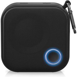 Brookstone Big Blue Go Bluetooth Speakers - Black