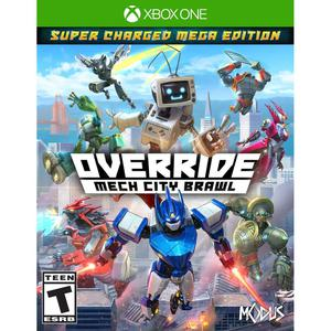 Override : Mech City Brawl - Super Charged Mega Edition - Xbox One