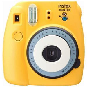 Instant Camera Fujifilm Mini 8 Minion - Yellow