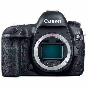 Reflex Canon EOS 5D Mark IV Body only - Black