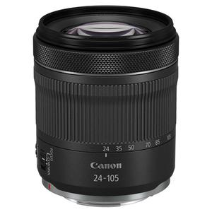 Lens Canon RF 24-105mm f/4-7.1 IS STM - Black