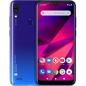 BLU Vivo X6 64GB (Dual Sim) - Blue - Unlocked GSM only