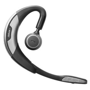 Jabra Motion Bluetooth Wireless Mono Headset - Gray