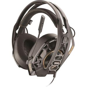 Plantronics RIG 500 Pro HS 214452-01 Gaming Headphone with microphone - Black