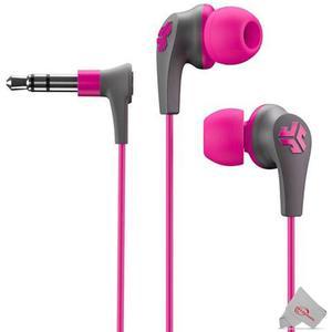Jlab JBuds 2 Earbud Earphones - Pink
