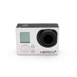 Sport Camera GoPro Hero3+ - Silver + 40 PCS Accessory + Waterproof Case + Remote Control + 8G SD Card + Adhesive Mount + USB Charger + Battery