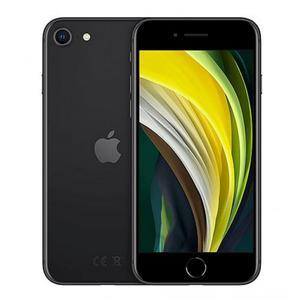 iPhone SE (2020) 64GB - Black Cricket