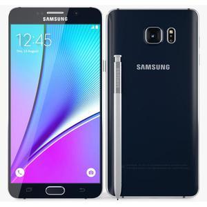 Galaxy Note5 64GB - Black - Locked Sprint