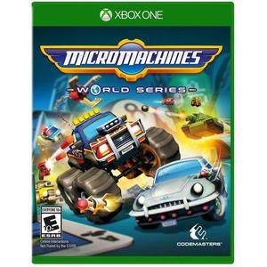 Micromachines World Series - Xbox One