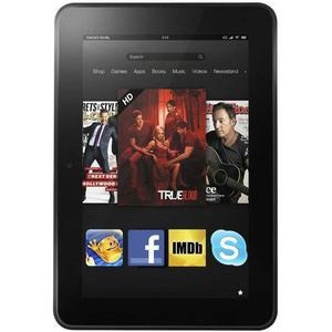 Amazon Kindle Fire HD 7 2nd Generation (October 2012) 16GB - Black - (Wifi)