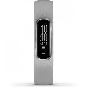 Garmin Smart Watch Vivosmart 4 HR GPS - Gray/Silver