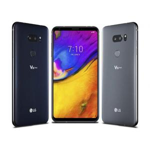 LG V35 ThinQ 64GB - Platinum Gray Unlocked