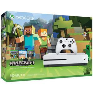 Microsoft Xbox One S - HDD 500 GB - White