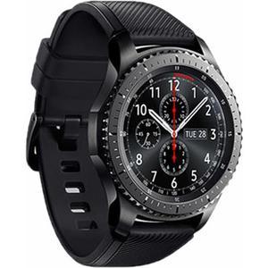 Smart Watch Galaxy Gear S3 Frontier 46mm HR GPS - Gray
