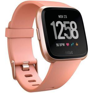 Fitbit Smart Watch Versa HR GPS - Pink