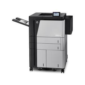 Monochrome Laser Printer HP Laserjet Enterprise M806x+ - Silver