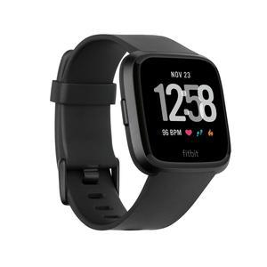 Fitbit Smart Watch Versa HR GPS - Black