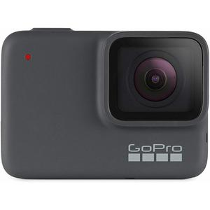 Sport camera GoPro Hero 7 Silver Edition - Gray - Waterproof Action Camera + USB Charger + 8G SD Card