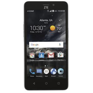ZTE Sonata 3 8GB - Gray - Locked Cricket