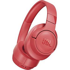 Jbl Tune 700BT Noise cancelling Headphone Bluetooth with microphone - Coral