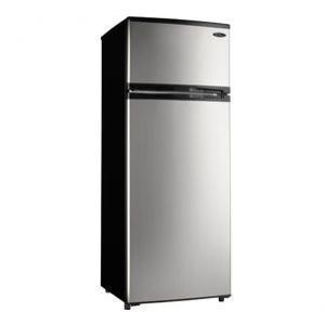 Fridge High freezer Danby DPF074B1BSLDD