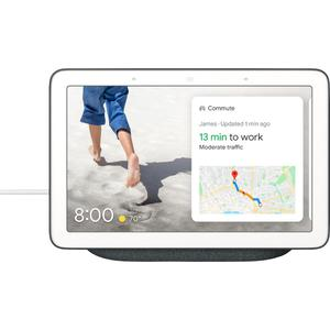 Google Nest Hub Bluetooth Speakers - Charcoal