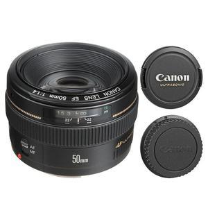 Lens Canon EF 50mm f/1.4 USM
