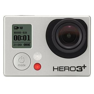 Sport Camera GoPro Hero 3+ - Black + Waterproof Case+ Adhesive Mount + 8G SD Card + Battery+ USB Charger