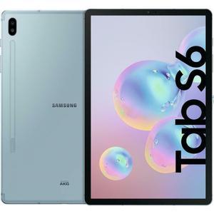 Galaxy Tab S6 (August 2019) 128GB - Cloud Blue - (Wi-Fi)