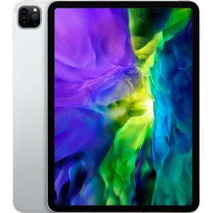 iPad Pro 11-Inch 2nd Gen (March 2020) 128GB - Silver - (Wi-Fi + GSM/CDMA + LTE)