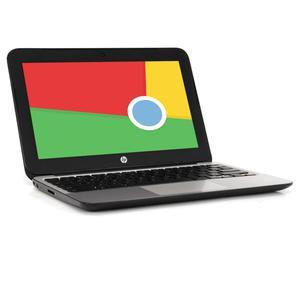 HP Chromebook 11 G4 Celeron N2840 2.16 GHz 16GB SSD - 2GB