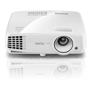 Benq MW707 Video projector 3500 Lumen - White