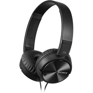 Sony MDR-ZX110 Headphone - Black