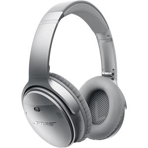 Bose QuietComfort 35 II Noise reducer Headphone Bluetooth with microphone - Silver