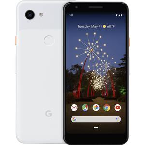 Google Pixel 3a 64GB - White Unlocked