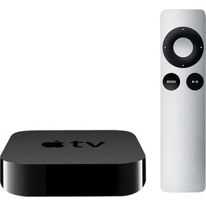 Apple TV (3rd Gen) MD199LL/A 8GB 1080p, Black (Certified Refurbished)