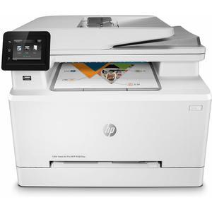 Color Laser Printer HP M283CDW Wireless - White