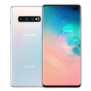 Galaxy S10+ 512GB - Prism White - Fully unlocked (GSM & CDMA)