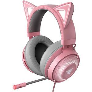 Razer Kraken Kitty RZ04-02980200 Noise reducer Gaming Headphone with microphone - Pink